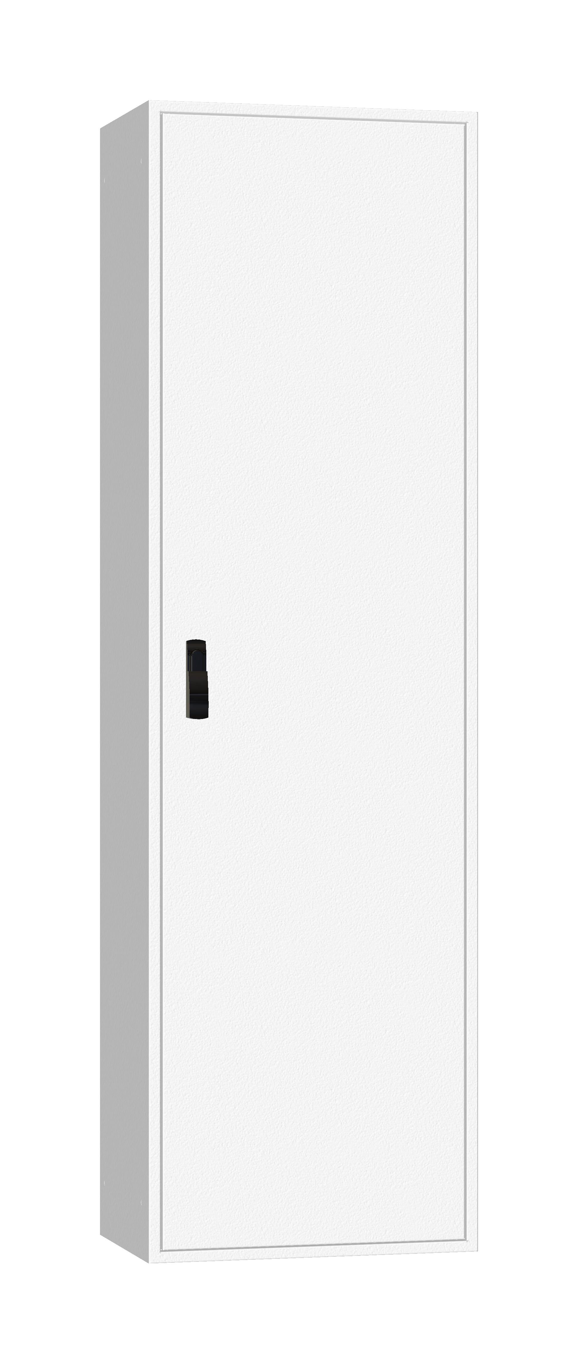 1 Stk AP-Rahmen + Tür 2A-42 T=400mm, Rückwand + Schwenkhebel, IP54 IL954242--