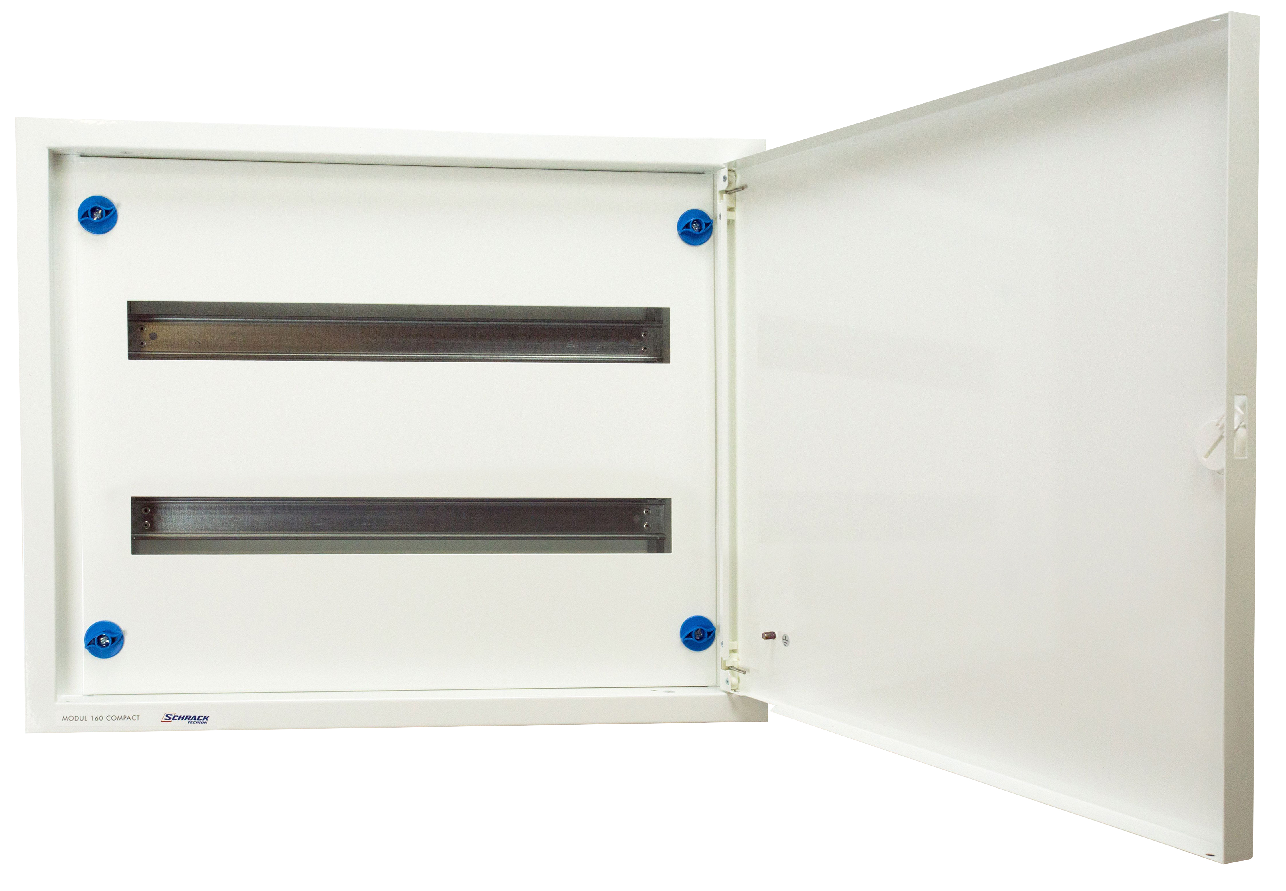 1 Stk Unterputz-Verteiler 2x24 TE mit Türe ILC2U224--