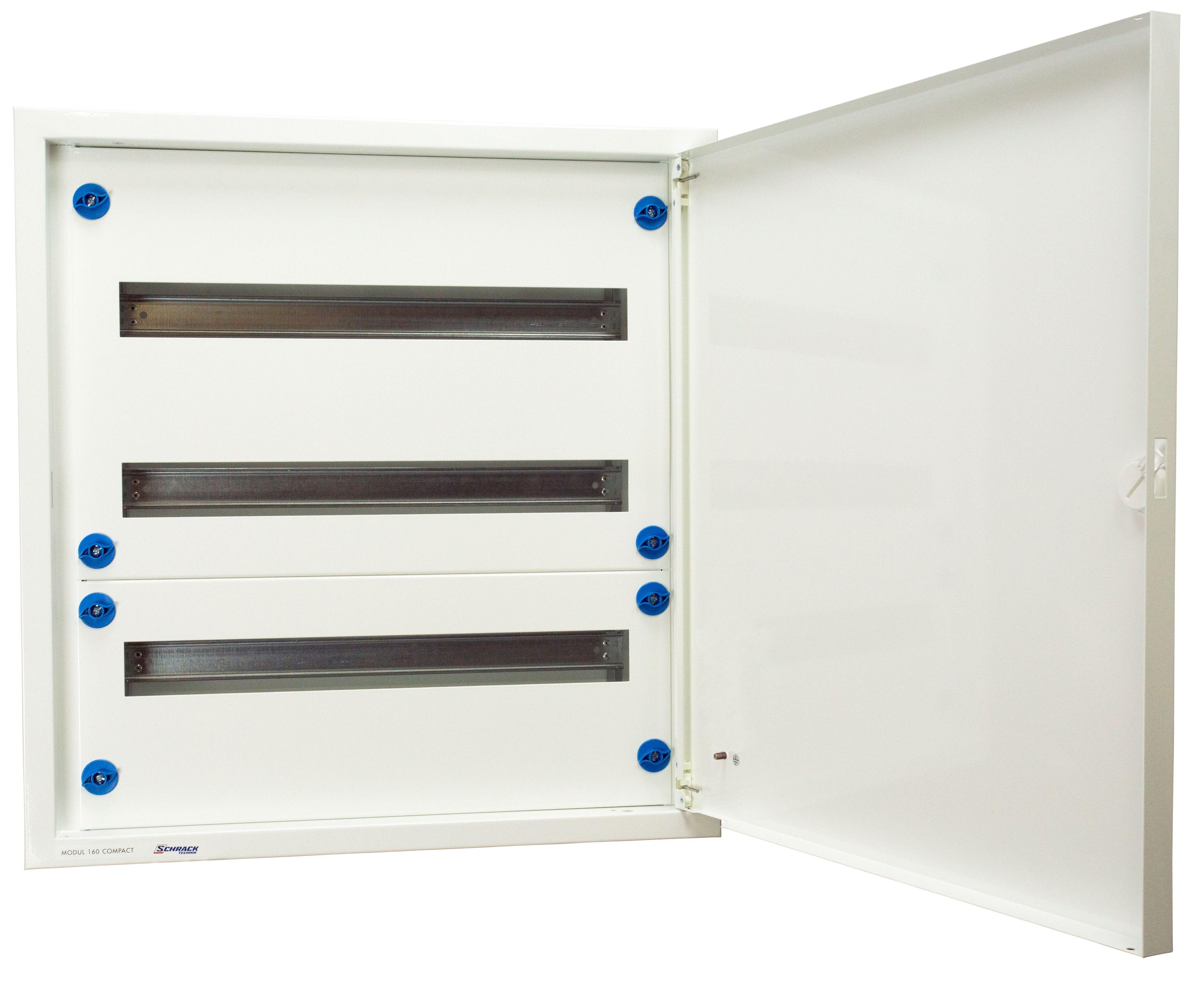 1 Stk Unterputz-Verteiler 3x24 TE mit Türe ILC2U324--