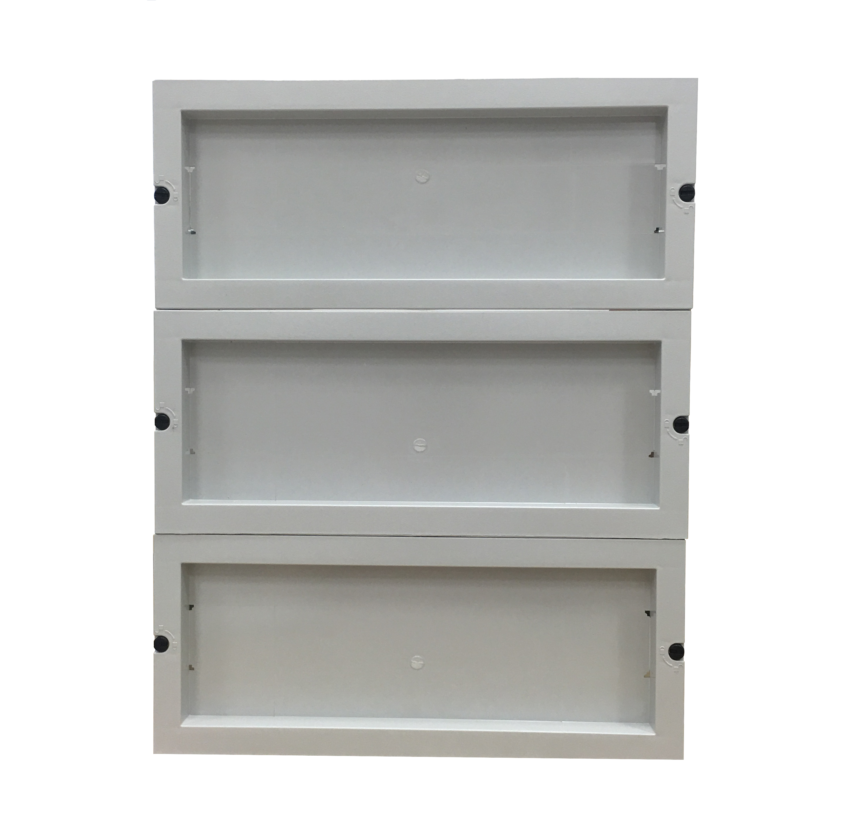 1 Stk Installationseinsatz für 400x300, 2x12 TE IMCH0043--