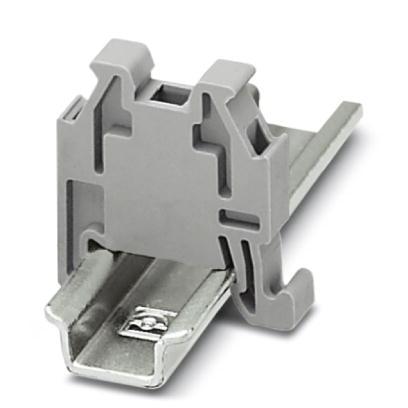 1 Stk Endhalter CLIPFIX 15, zum Aufrasten auf Tragschiene NS 15 IP3022263-