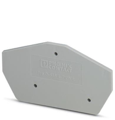 1 Stk Abschlussdeckel D-STS 4-TWIN/L IP3036770-