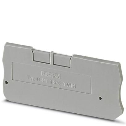 1 Stk Abschlussdeckel D-PT 1,5/S-TWIN IP3208184-