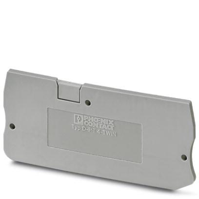 1 Stk Abschlussdeckel D-PT 1,5/S-TWIN-MT-0,8 IP3210313-