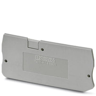 1 Stk Abschlussdeckel D-PT 1,5/S-TWIN-MT-0,8 OG IP3210314-