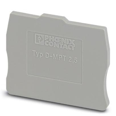 1 Stk Abschlussdeckel D-MPT 2,5 IP3248140-
