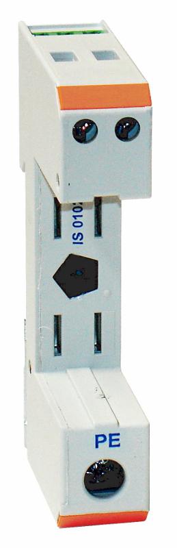 1 Stk Sockel 1-polig+N + Hilfskontakt zu VMG 275 / VEPG IS010202--