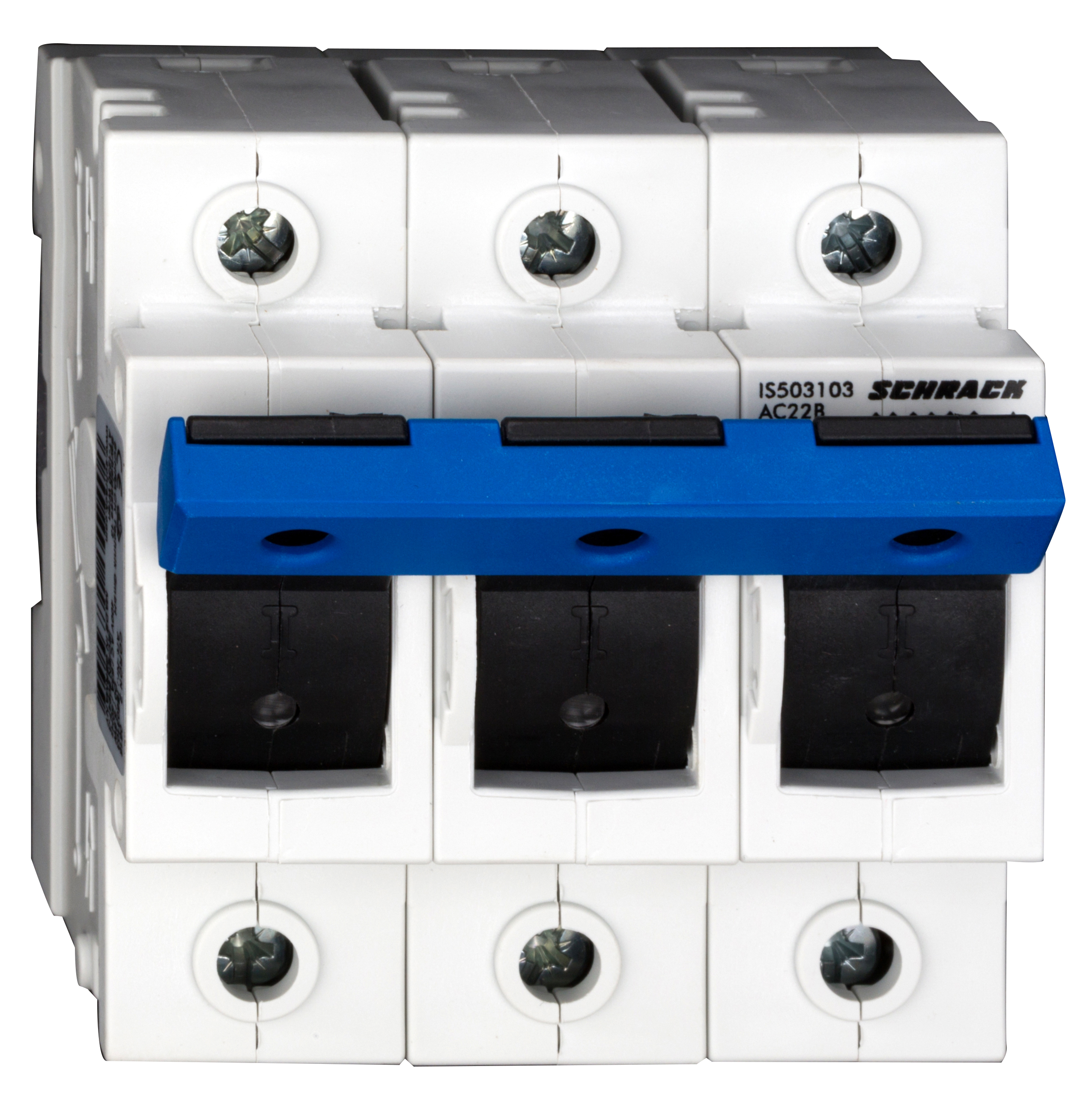 1 Stk CORON 2, D02-Sicherungslasttrennschalter, 63A, 3-polig IS503103--