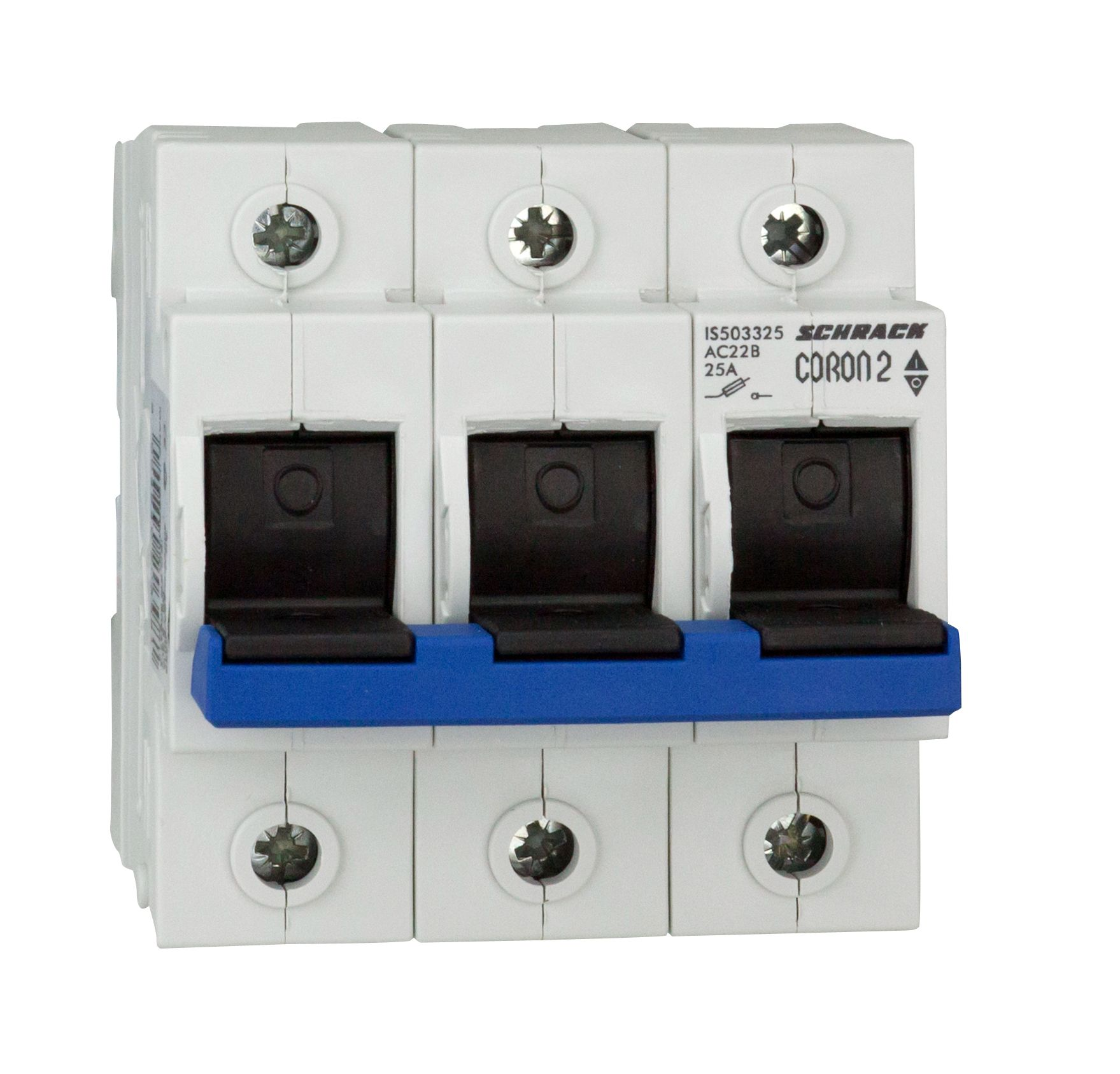 1 Stk CORON 2, D02-Sicherungslasttrenschalter, 3-polig 25A IS503325--