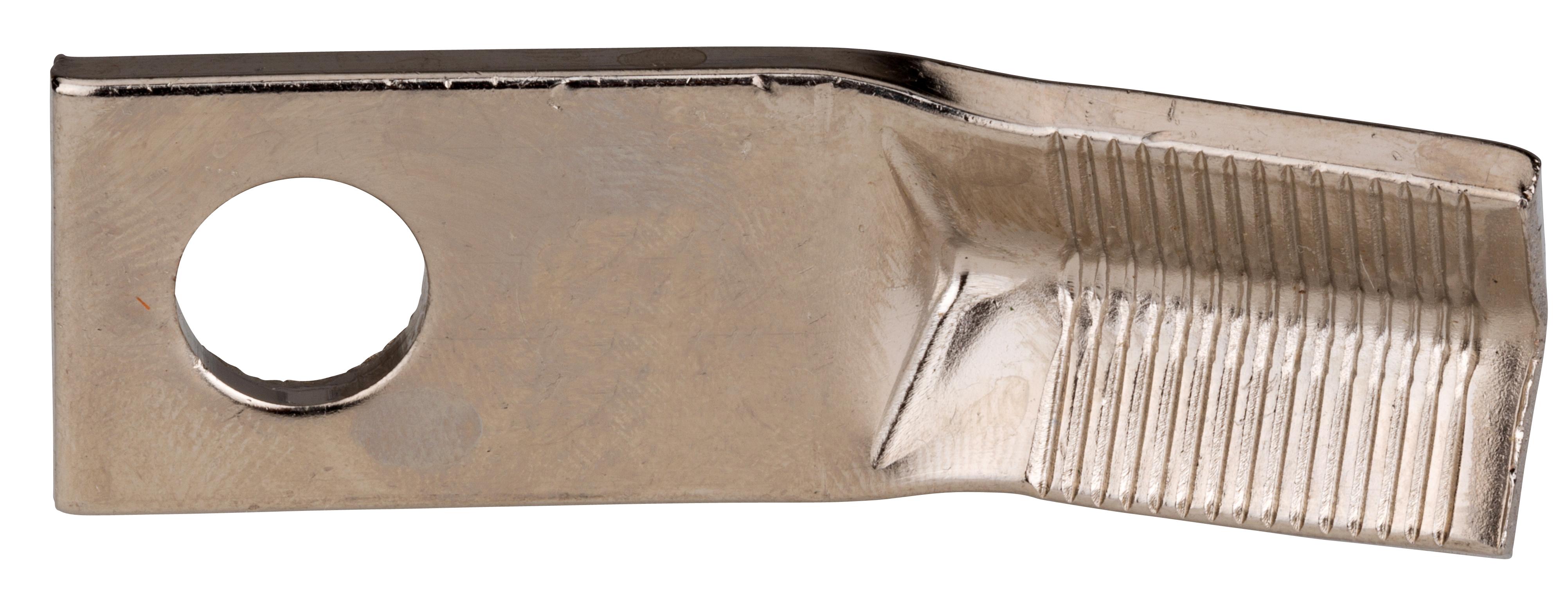 1 Stk Anschlußlasche für VK 400 für M12 IS505201-A
