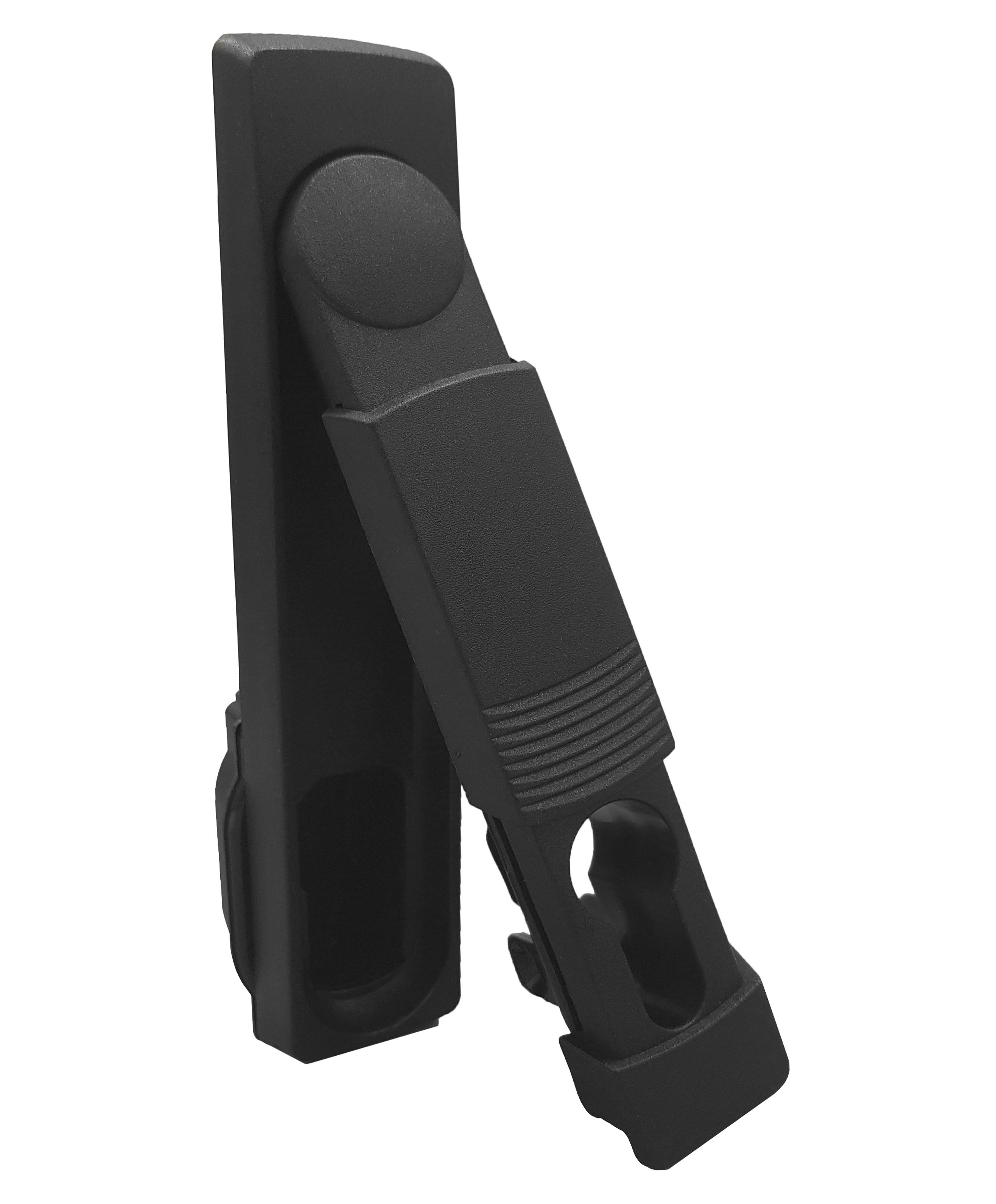 1 Stk Schwenkgriff mit Abdeckung für Profil-Halbyzlinder WST IP65 IU001225--