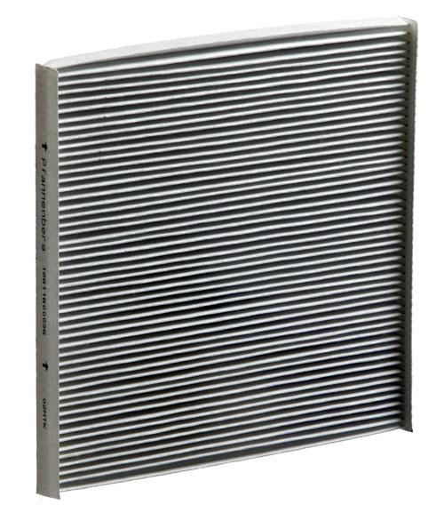 1 VE Ersatz-Filtermatte für 145x145mm, IP55 IUKM4620--