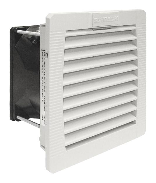 1 Stk Filterventilator 252x252x113mm (256m³/h), IP54 IUKNF5523A