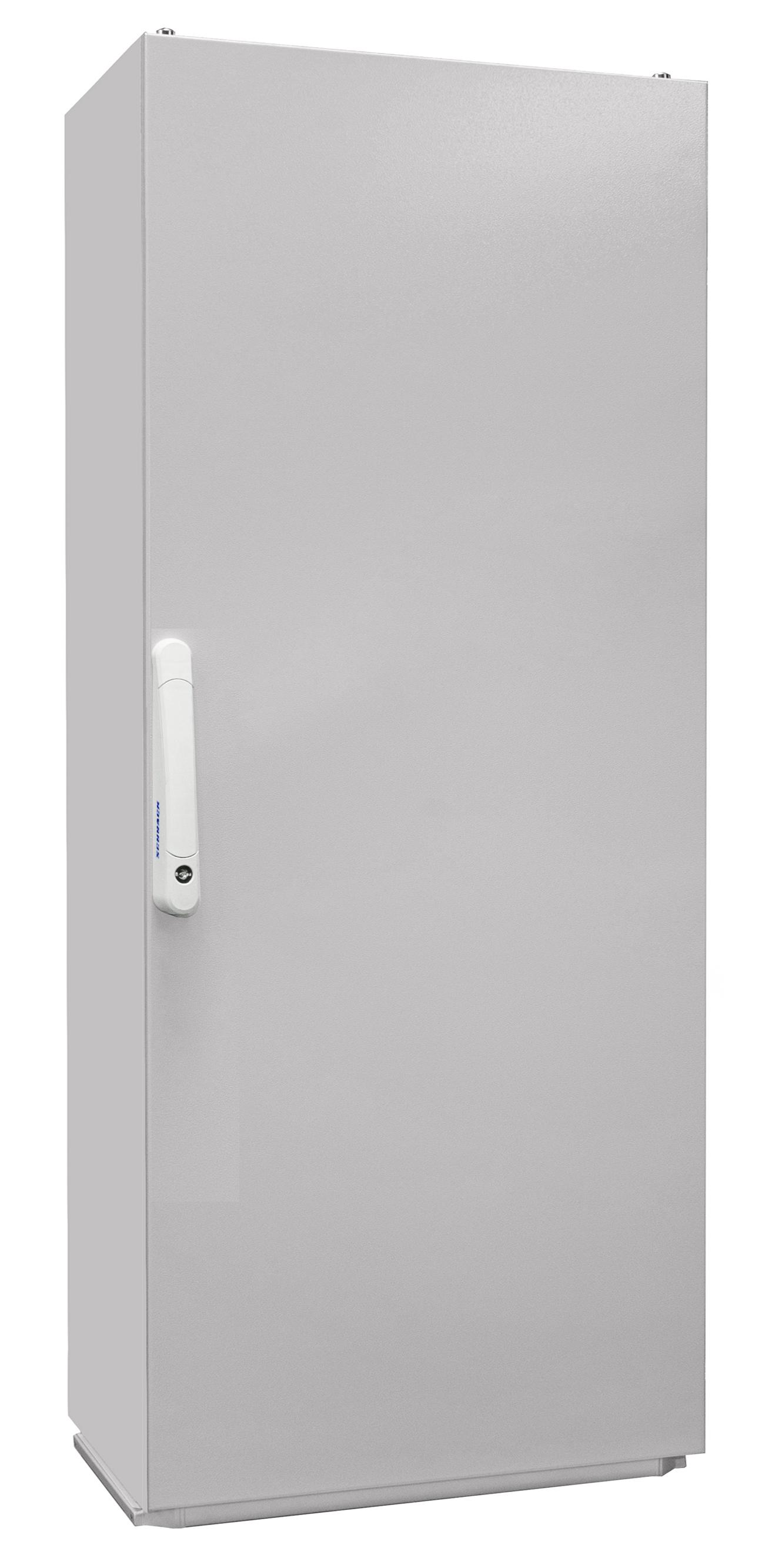 1 Stk Kompaktschrank 1-Tür IP55 H=1400 B=600 T=300mm Stahlblech KC146030--