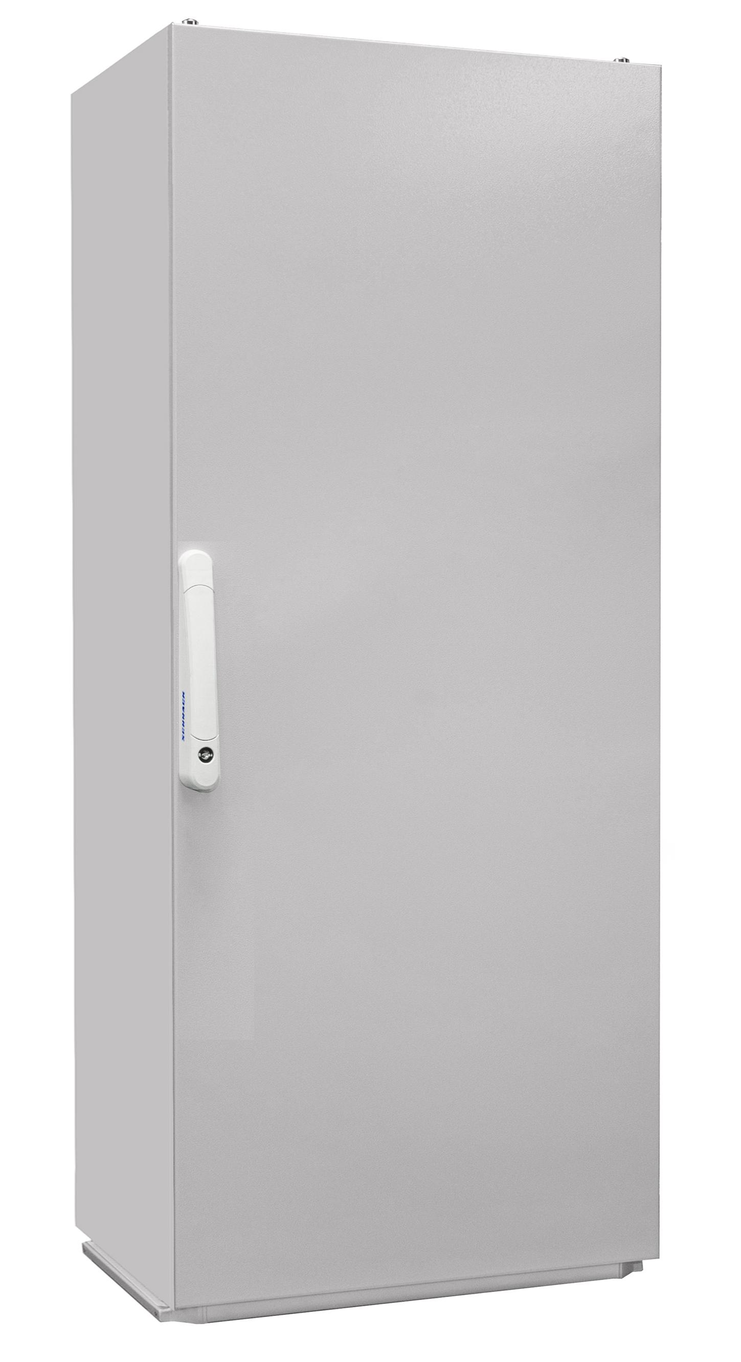 1 Stk Kompaktschrank 1-Tür IP55 H=1400 B=600 T=400mm Stahlblech KC146040--