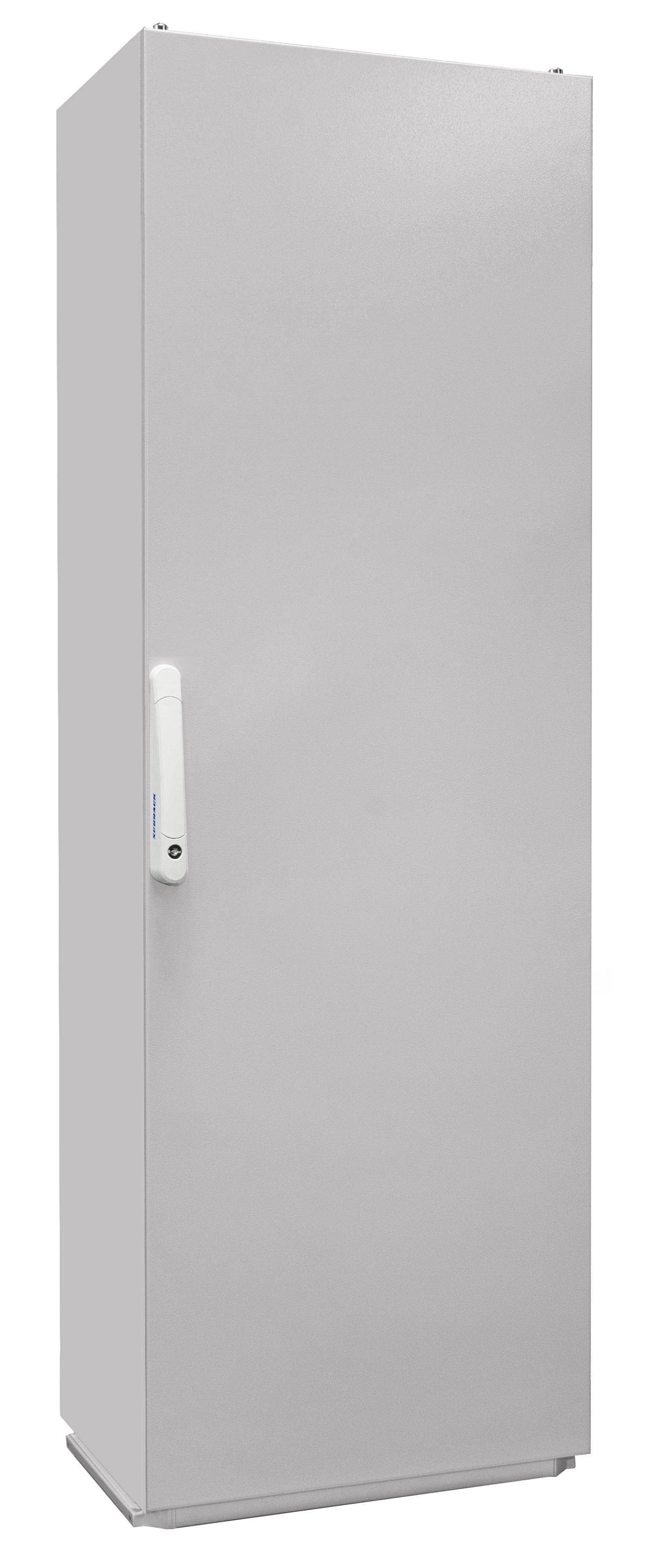 1 Stk Kompaktschrank 1-Tür IP55 H=1800 B=600 T=400mm Stahlblech KC186040--