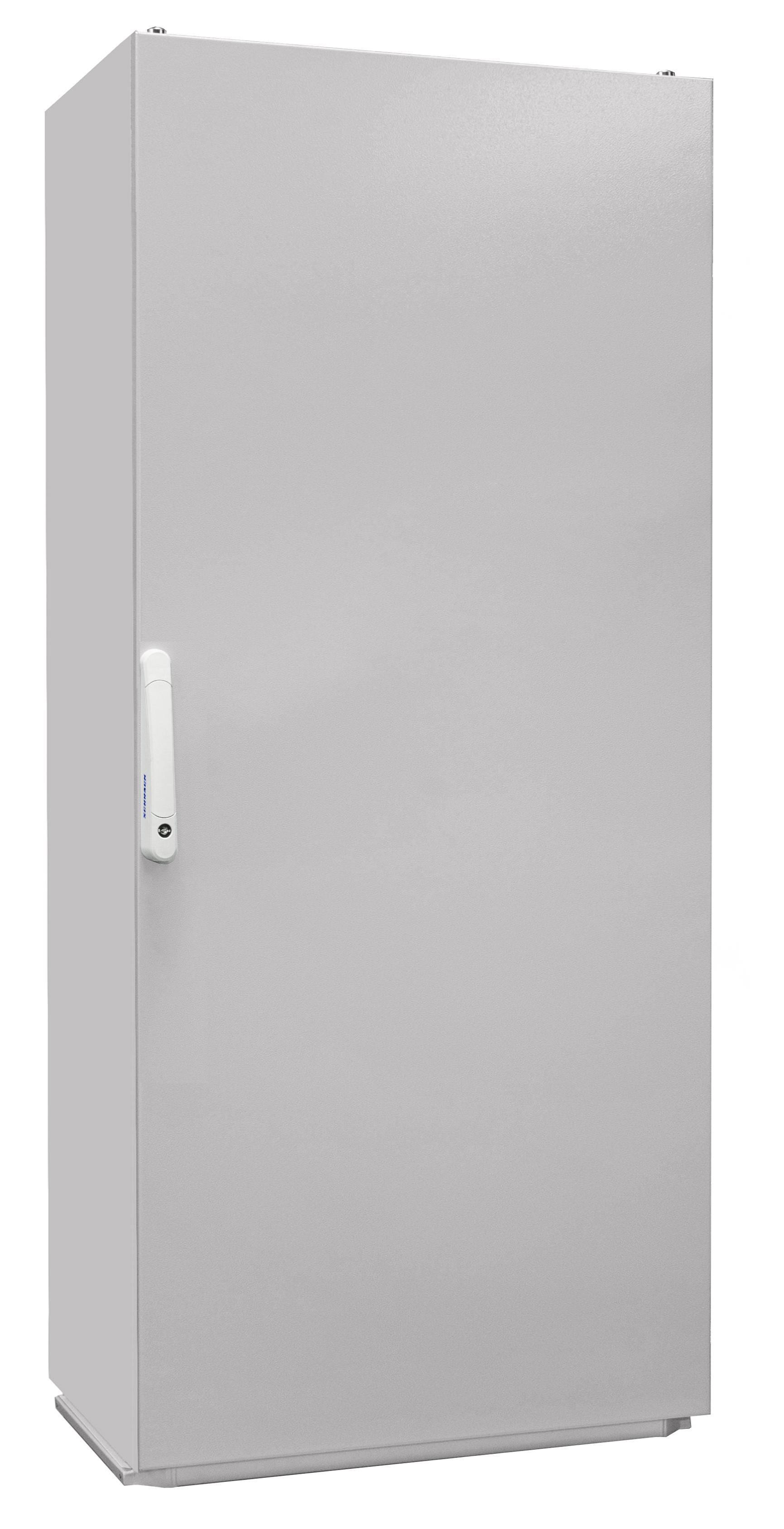 1 Stk Kompaktschrank 1-Tür IP55 H=1800 B=800 T=400mm Stahlblech KC188041--