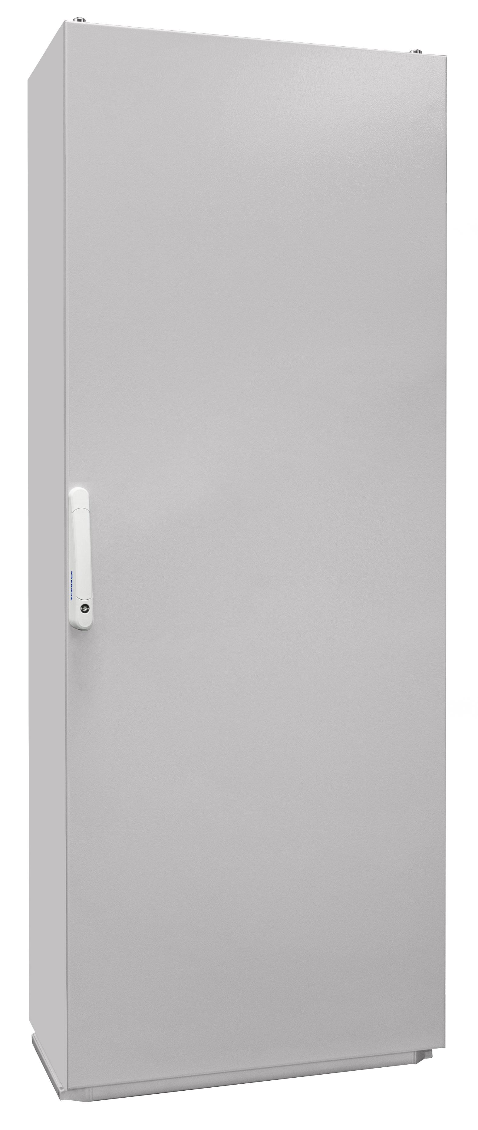 1 Stk Kompaktschrank 1-Tür IP55 H=2000 B=800 T=300mm Stahlblech KC208030--