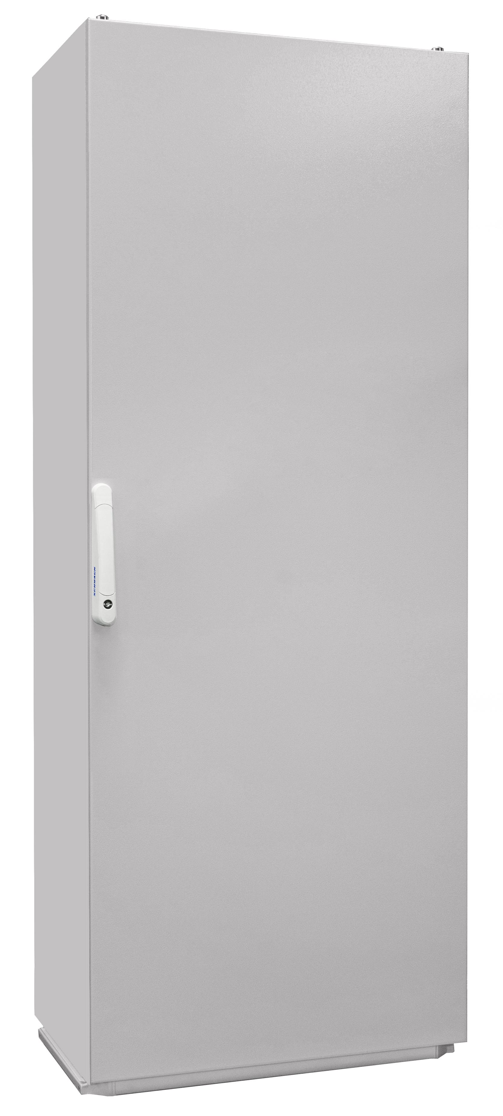 1 Stk Kompaktschrank 1-Tür IP55 H=2000 B=800 T=400mm Stahlblech KC208040--