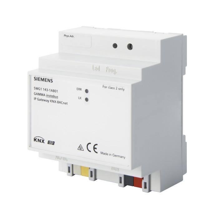 1 Stk IP Gateway KNX/BACnet KX1431AB01