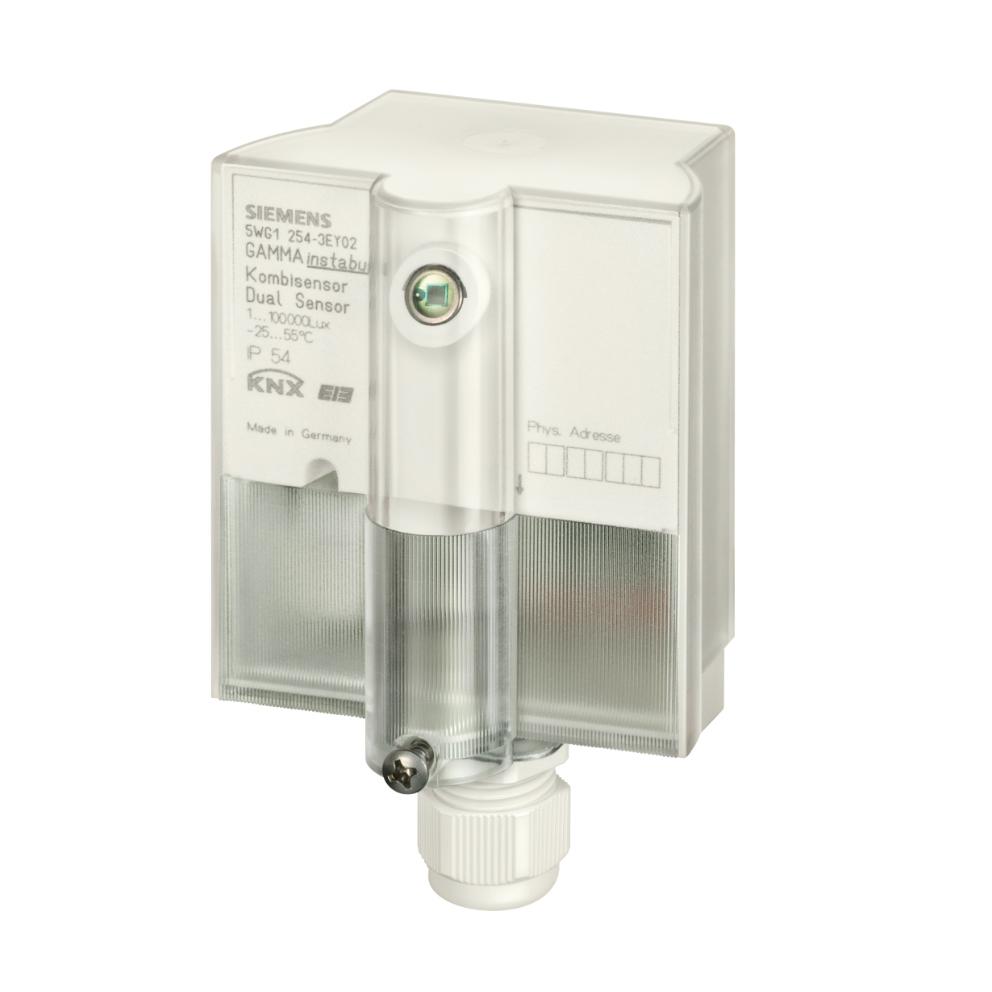 1 Stk Kombisensor für Helligkeits- und Temperaturmessung KX2543EY02
