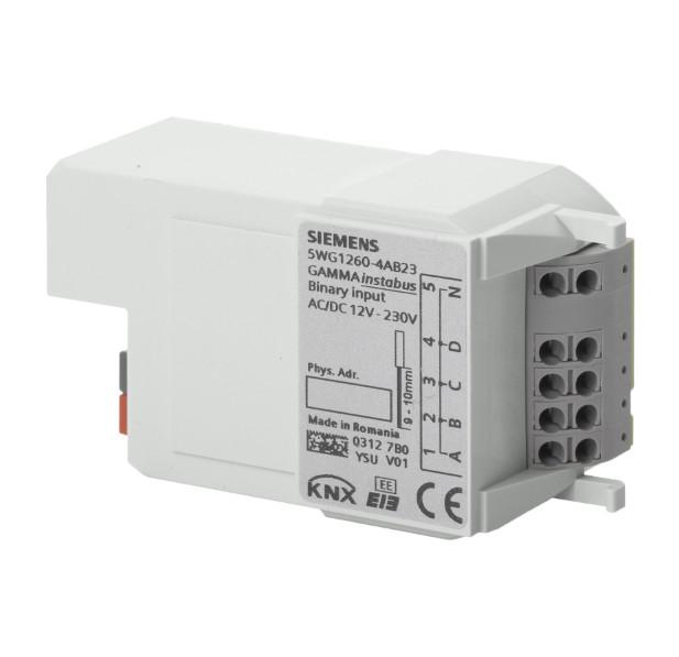 1 Stk Binäreingang 4 x AC/DC 12...230 V KX2604AB23