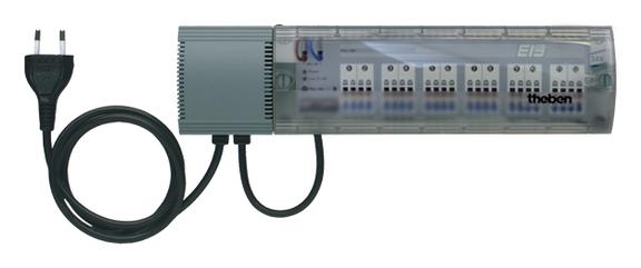 1 Stk Heizungsaktor zum Steuern von thermischen Stellantrieben 24V KX4900274-
