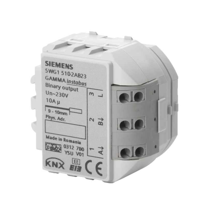 1 Stk Binärausgabegerät, 2 x AC 230 V, 10 A (ohmsche Last) KX5102AB23