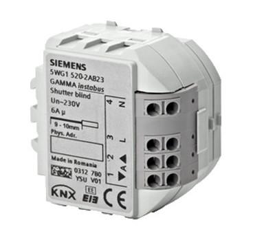 1 Stk Jalousieaktor, 1 x AC 230 V, 6 A KX5202AB23