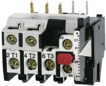 1 Stk Motorschutzrelais 0,12-0,18A U12/16E...K1 Hand-Reset LA100300--