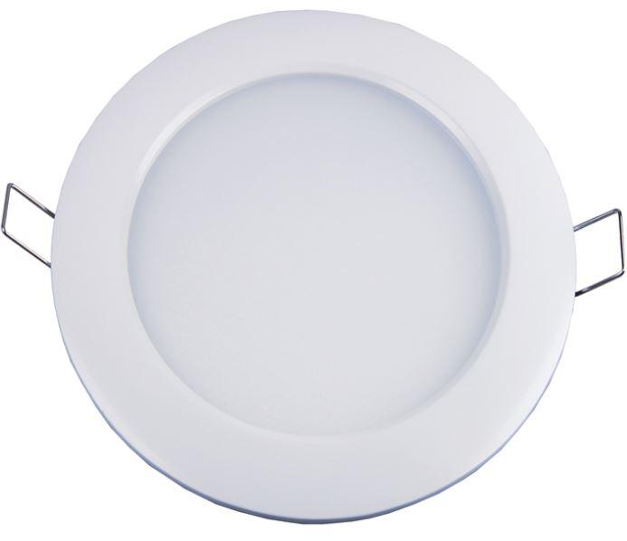 1 Stk LED Panel Round 240 15W, 3000K, 1000lm, Ra>80, dimm., weiß LI024001WW