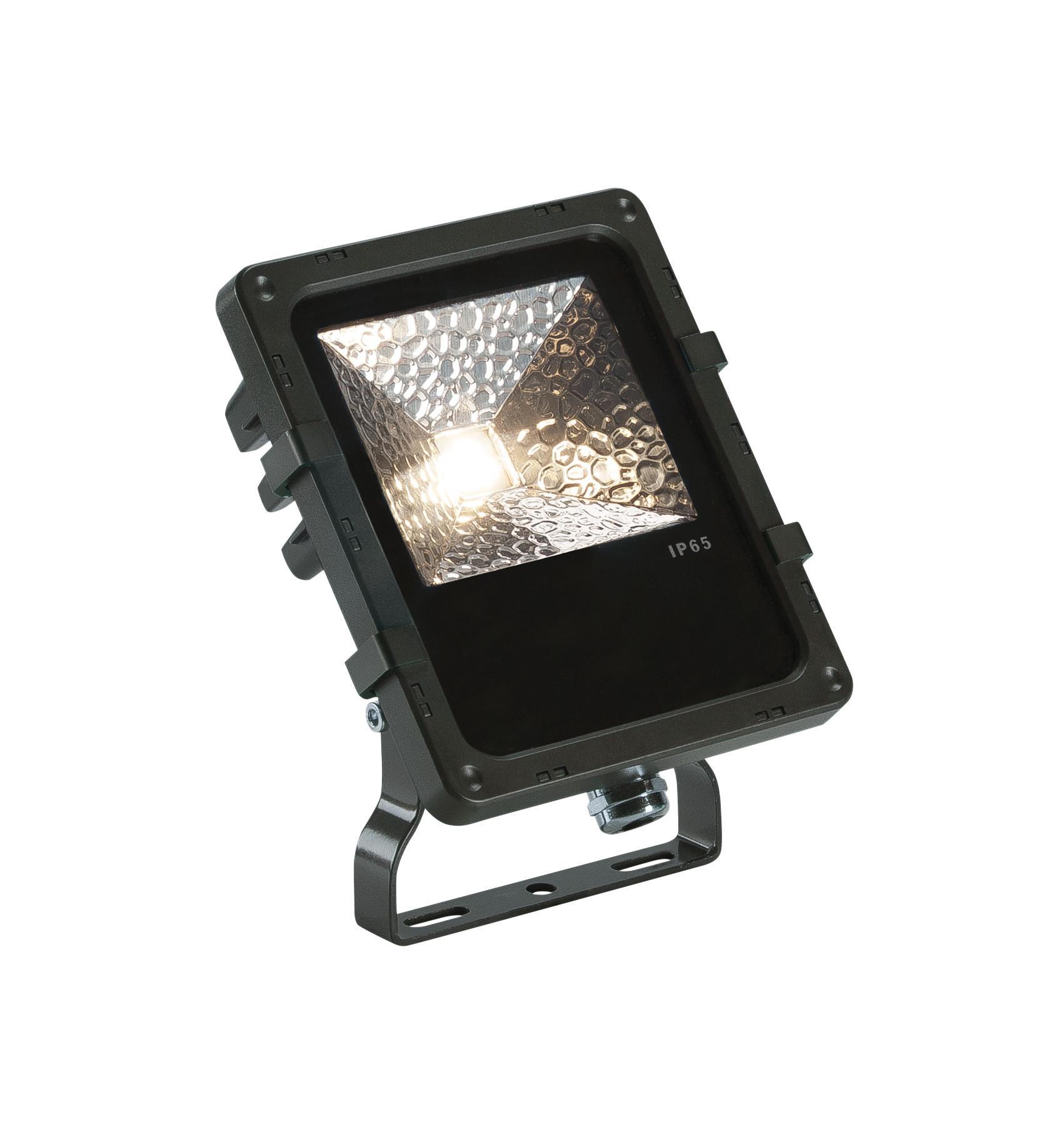 1 Stk DISOS LED Outdoor Flutlicht, schwarz, 3000K, 12W, IP65  LI1000803-
