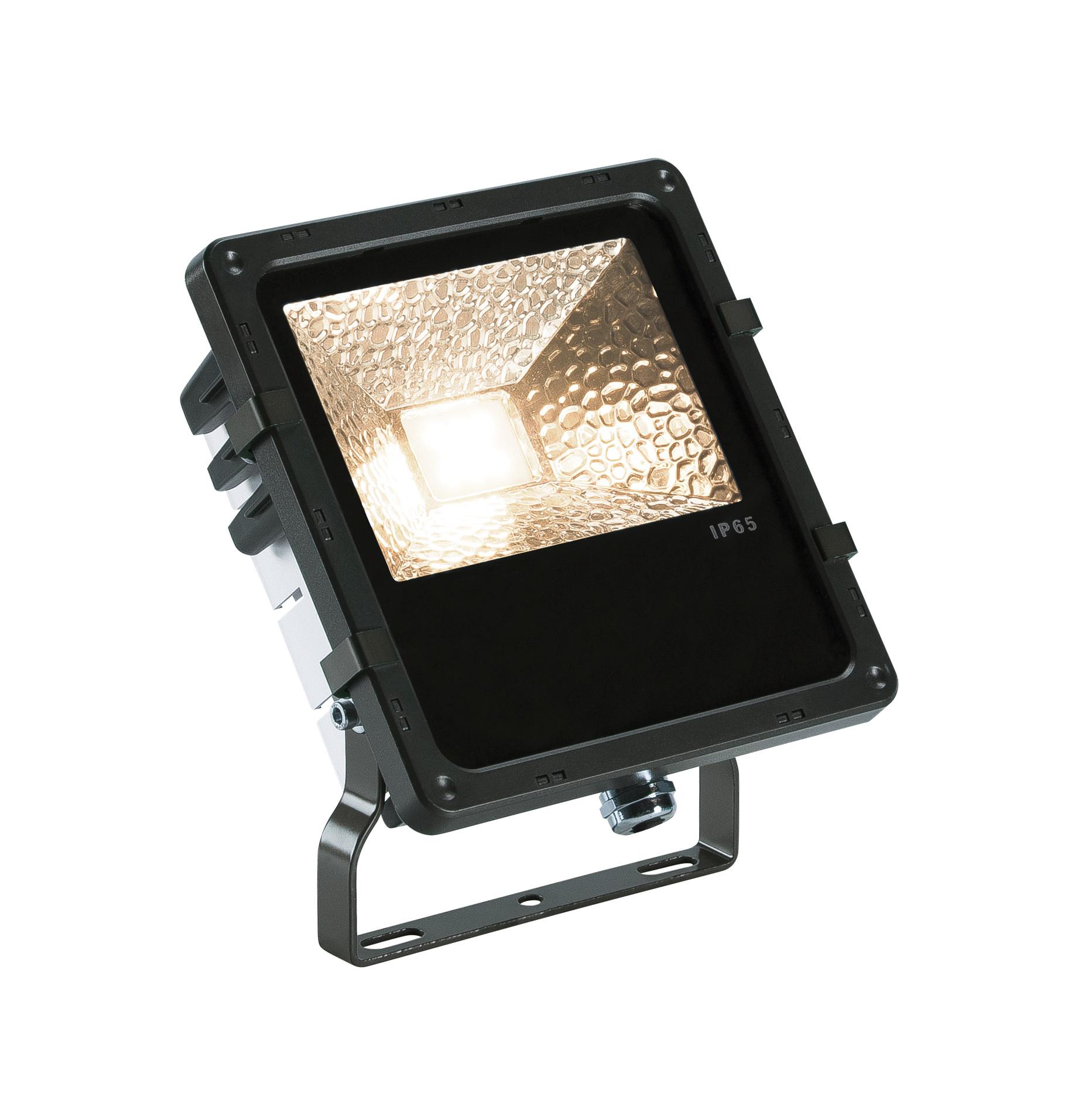 1 Stk DISOS LED Outdoor Flutlicht, schwarz, 3000K, 25W, IP65  LI1000804-