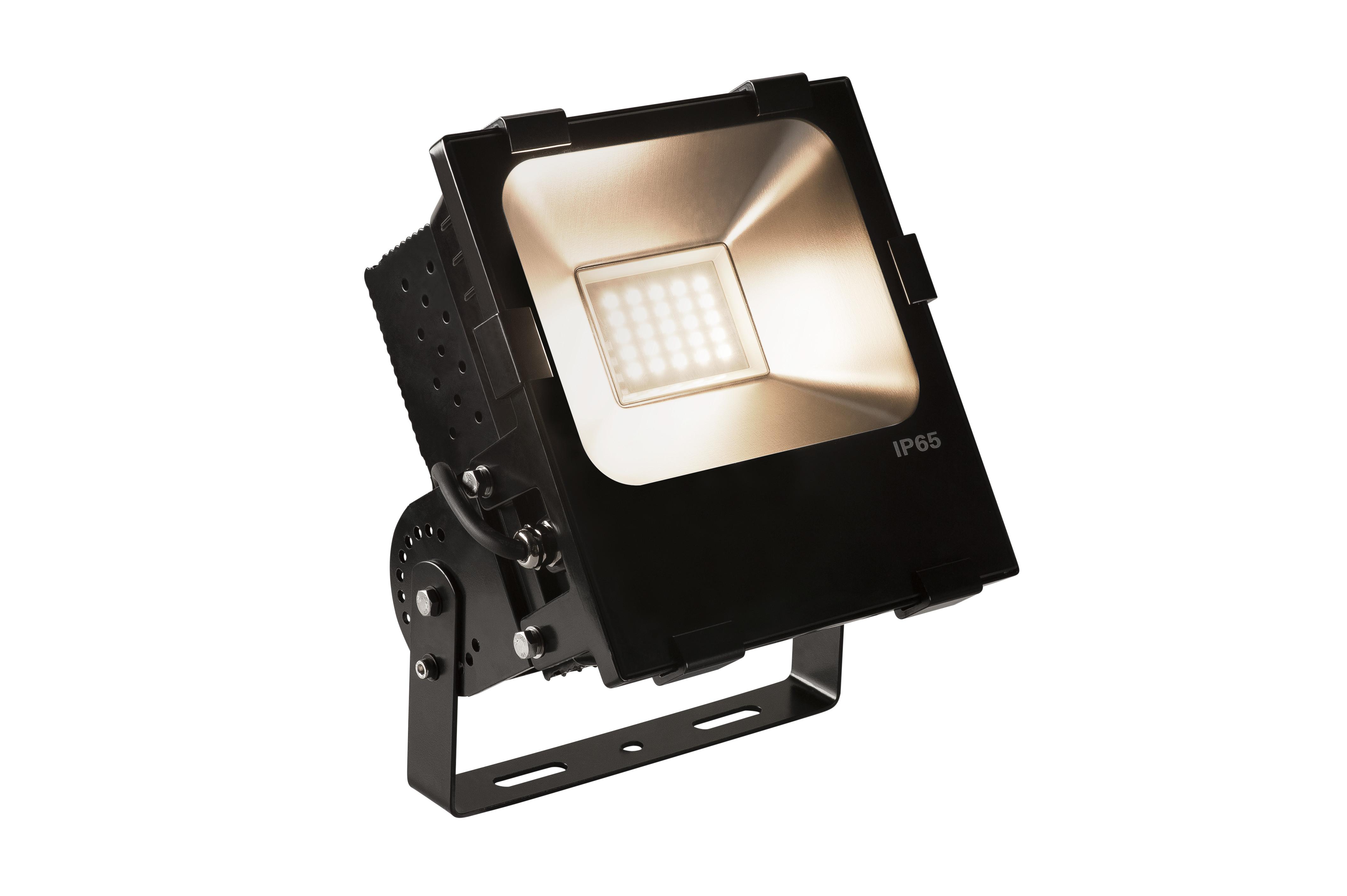 1 Stk DISOS LED Outdoor Flutlicht, schwarz, 3000K, 100W, IP65  LI1000806-