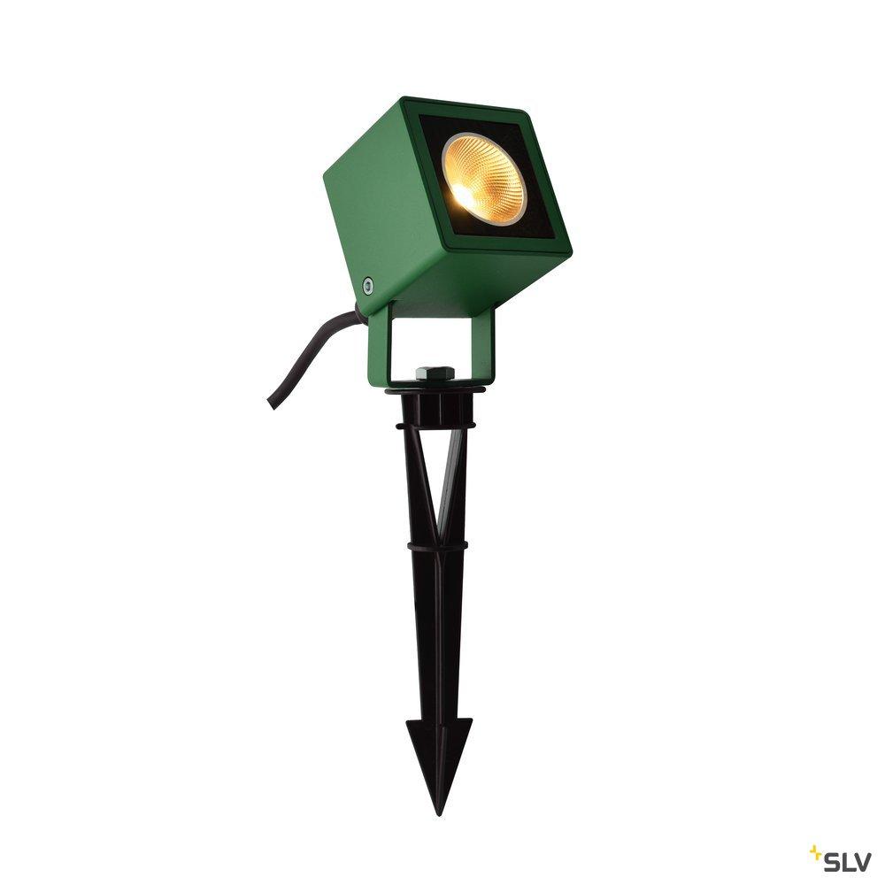 1 Stk NAUTILUS 10 Spike, grün IP65 3000K, 45° LI1001938-