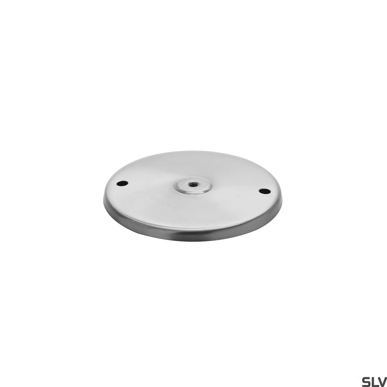 1 Stk NAUTILUS SPIKE, Montageplatte, Edelstahl 316 LI1001963-