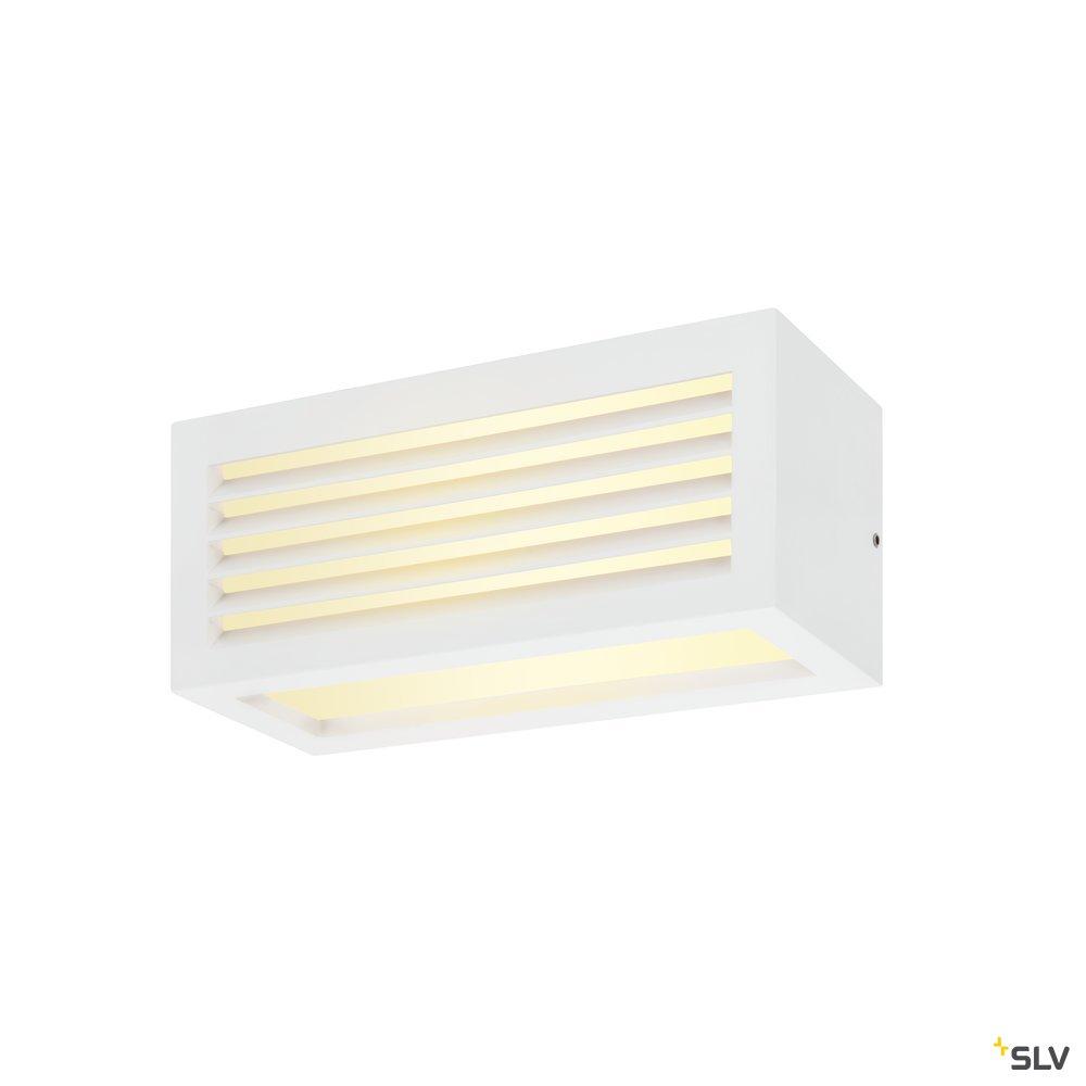 1 Stk BOX_L, LED Outdoor Leuchte, weiß, IP44, 3000K, 19W LI1002037-