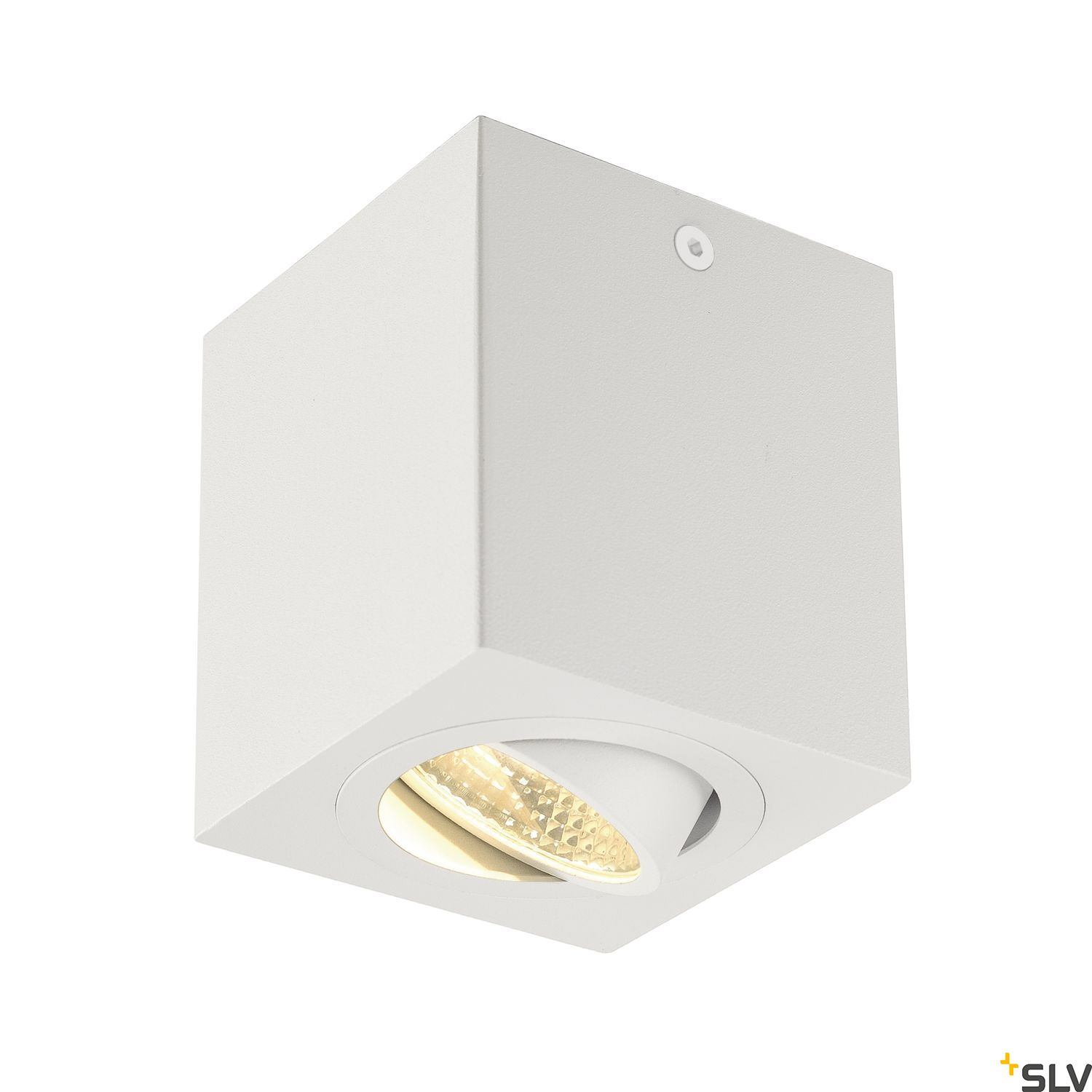1 Stk TRILEDO SQUARE CL, mattweiss, LED, 6W, 38°, 3000K LI113941--