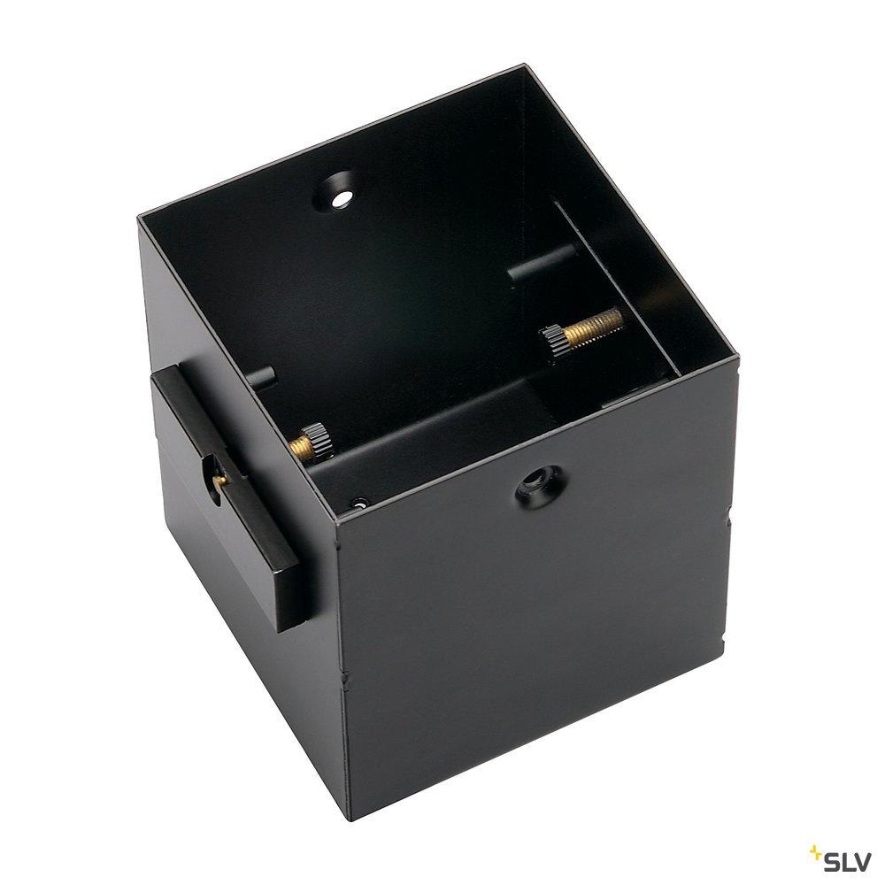 1 Stk AIXLIGHT PRO 50 I FRAMELESS Einbaugehäuse + Kit, schwarz LI115351--