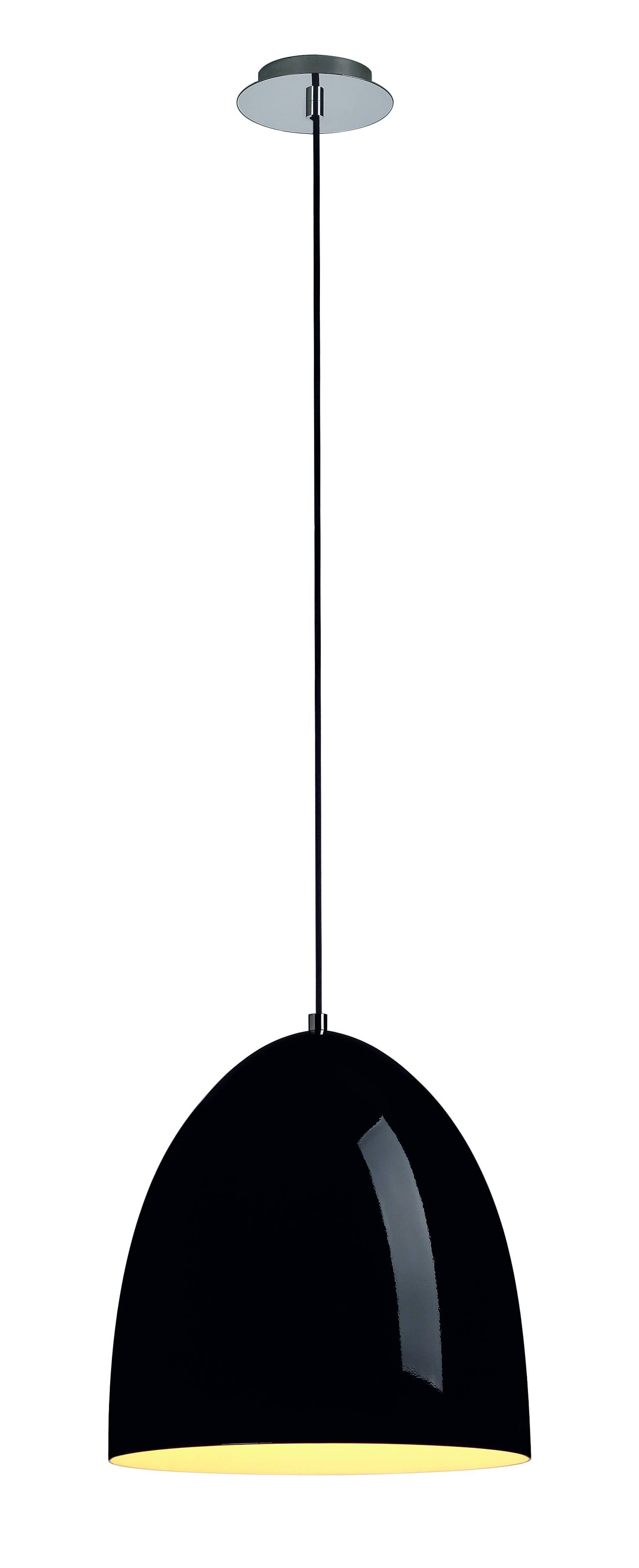 1 Stk PARA CONE 30 Pendelleuchte, rund, schwarz, E27, max. 60W LI133010--