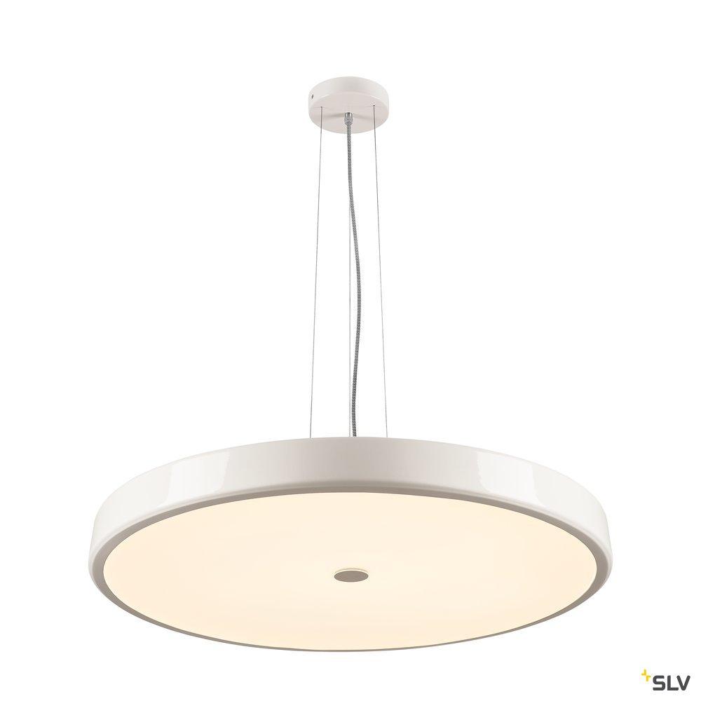 1 Stk SPEHRA, Pendelleuchte, LED, 2700K, rund, weiß, Ø 75cm LI133351--