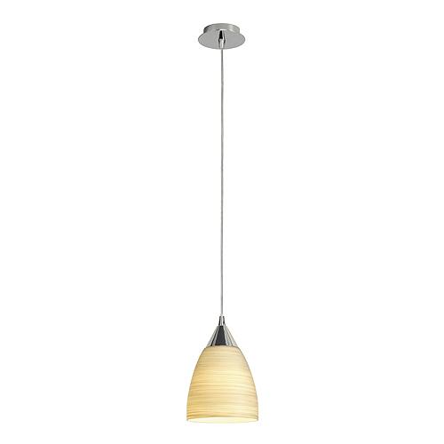 1 Stk ORION S Pendelleuchte, beige, E14, max. 40W, Glas LI133660--