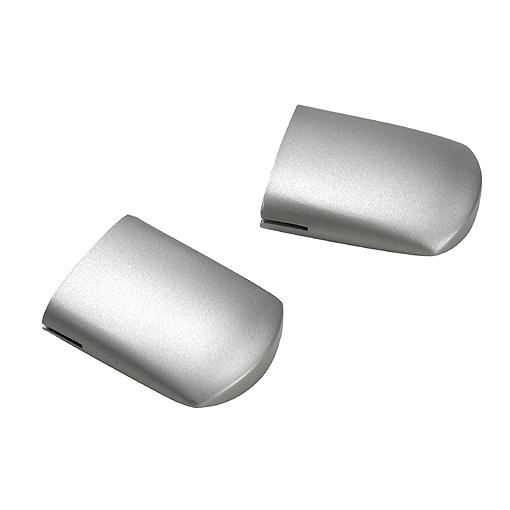 1 Stk Endkappen für LINUX LIGHT, 2 Stk., silbergrau LI138280--