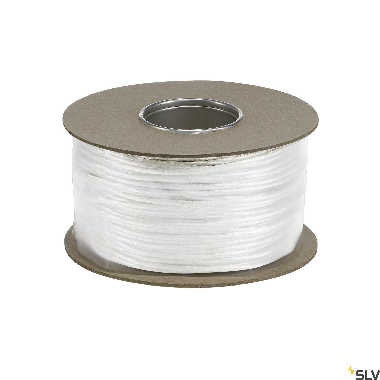 1 Stk NIEDERVOLT-SEIL, für TENSEO, weiß, 6mm², 100m LI139061--
