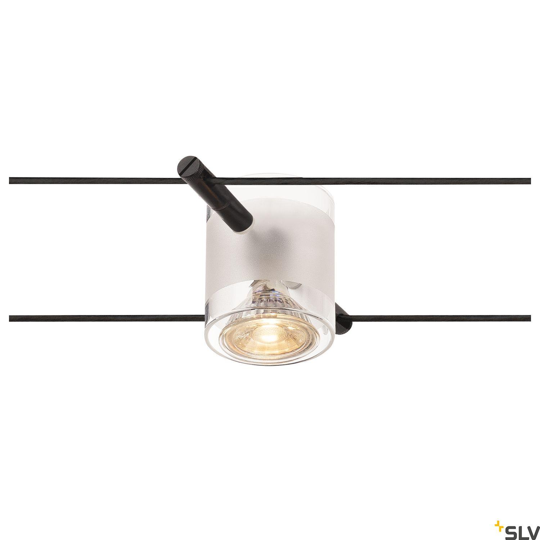 1 Stk COMET, Seilleuchte für TENSEO, QR-C51, schwarz LI139120--