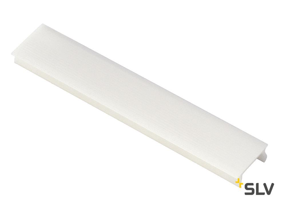 1 Stk Abdeckung für 1-Ph-HV-Stromschiene, Einbau, 2stk, weiß, 1m LI143291--