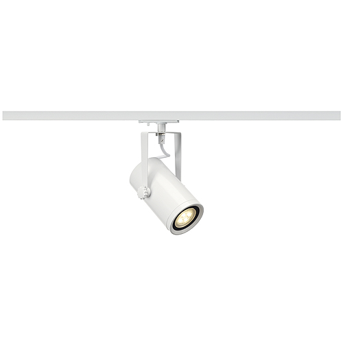 1 Stk EURO SPOT INTEGRATED LED 13W 3000K, 24°, inkl. Adapter, weiß LI143821--