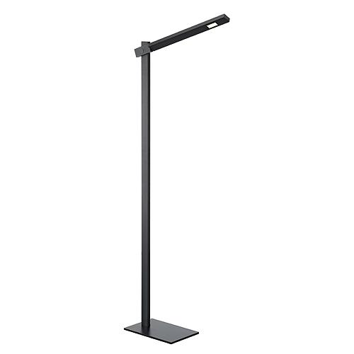 1 Stk MECANICA LED Stehleuchte, 8W, 3000K, 385lm, 60°, schwarz LI146060--