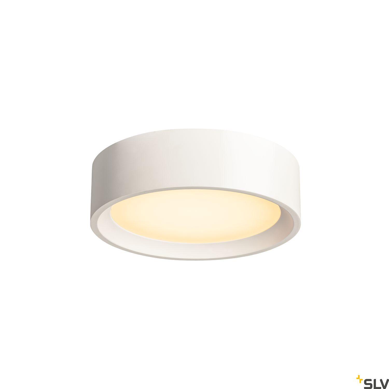 1 Stk PLASTRA LED Deckenleuchte, weiß, 3000K  LI148005--