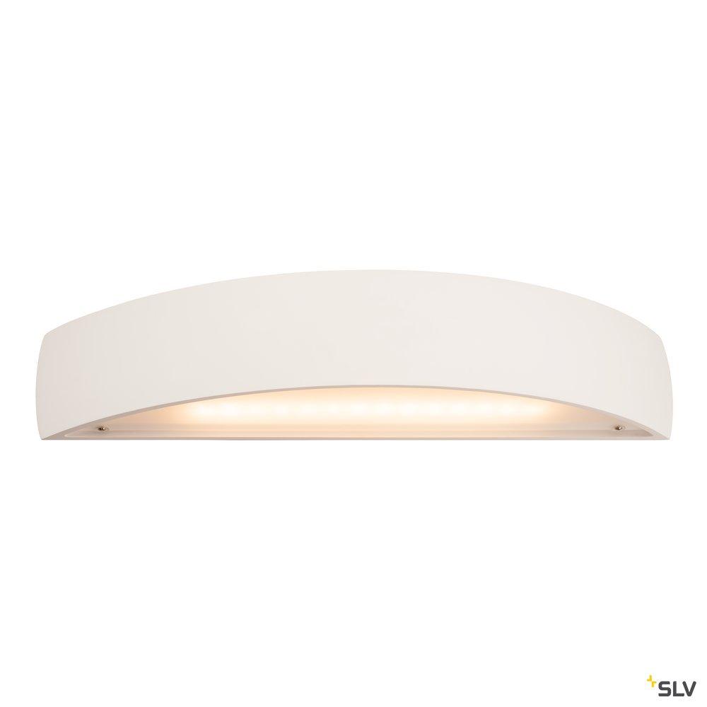 1 Stk PLASTRA, Wandleuchte, LED, 3000K, gewölbt, up/down LI148062--
